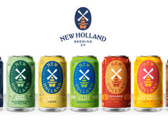New Holland Brewing Company Reveals New Branding