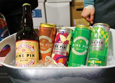 Nine Pin Cider to Direct Ship Hard Cider Across New York State