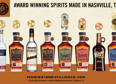 Pennington Distilling Co. Earns 12 Medals from 2020 San Francisco World Spirits Competition