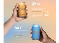 pFriem Family Brewers Hazy IPA and pFriem Pale Join Annual Can Lineup