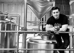 Pontoon Brewing Brewmaster Chris Baratz Talks Black Is Beautiful