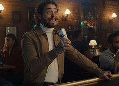 Post Malone Stars in Two Bud Light Seltzer Super Bowl Commercials