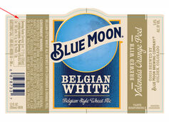 As a participant in the Beer Institute's Voluntary Disclosure Initiative, Blue Moon now lists calories, carbohydrates, protein, fat and alcohol by volume on its packaging.