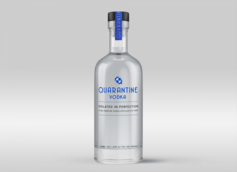 Quarantine Vodka Launches During Lockdown