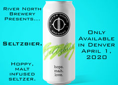 River North Brewery Adds Malt and Hops-Infused Hard Seltzer to Lineup