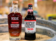 Rogue Ales & Spirits Unveils Rolling Thunder Imperial Stout and Rolling Thunder Stouted Whiskey