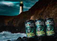 Rogue Ales & Sprits Adds Colossal Claude Imperial IPA to Year-Round Lineup
