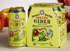 Samuel Smith's Organic Cider Now Available in Cans in the US
