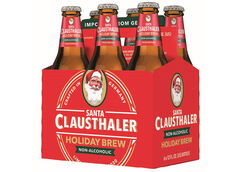 Santa Clausthaler is Coming to Town This Holiday Season