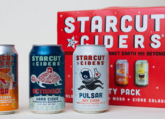 Short's Brewing Co.'s Starcut Ciders Adds New Jersey Distribution via Cape Beverage Distributing
