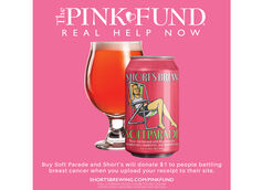 Short's Brewing Co. Announces Partnership with The Pink Fund to Support Breast Cancer Patients