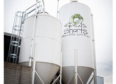 Short's Brewing Co. Expansions Near Completion