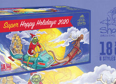 "Short's Brewing Co. Releases ""Super Hoppy Holidays"" Variety Pack Aiming to Bring Joy to 2020"