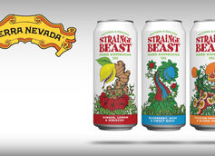 Sierra Nevada Debuts Strainge Beast Hard Kombucha