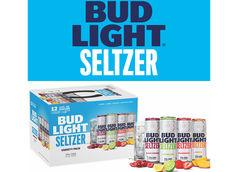 Silver Eagle Begins Distribution of Bud Light Seltzer