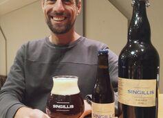 Singillis Bieren Brewmaster Andy Van Duyse Talks Singillis Donker