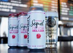 Sonder Brewing Unveils Raspberry Sequel Hard Seltzer in Cans