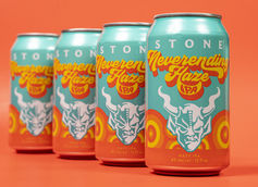Stone Brewing Co. Debuts New Low-ABV Hazy IPA: Neverending Haze IPA