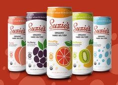 Suzie's Organics Unveils Hard Seltzer