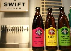 Swift Cider Taproom Has Grand Opening in Portland, Oregon