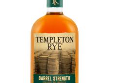 Templeton Rye Releases 2020 Barrel Strength Straight Rye Whiskey