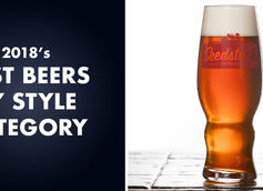 The Best Beers of 2018 by Style Category