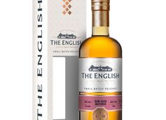 The English Whisky Co.'s Rum Cask Whisky Returns