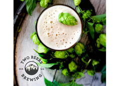 Two Beers Brewing Co. Releases Fresh Hop IPA