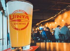 Uinta Brewing Tour