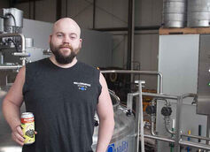 Wallenpaupack Brewing Co. Head Brewer Logan Ackerley Talks Largemouth IPA