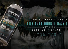 Westfax Brewing Co. Launches Life Hack Hazy Double IPA