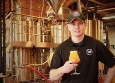 Wild Leap Brew Co. Chief Brewing Officer Chris Elliott Talks Alpha Abstraction, Vol. 14