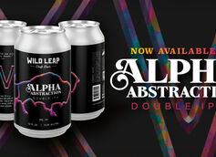 Wild Leap Brew Co. Debuts Alpha Abstraction, Vol. XV Double IPA