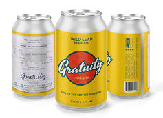 Wild Leap Brew Co. Launches New Beer, Fundraising Campaign Supporting Service Industry
