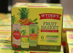 Wyder's Cider Unveils First Canned Ciders