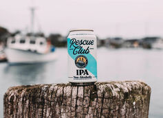 Zero Gravity Craft Brewery Introduces Rescue Club Non-Alcoholic IPA