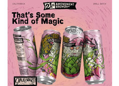 21st Amendment Brewery Celebrates Return of SF Giants Baseball with New Release That's Some Kind of Magic