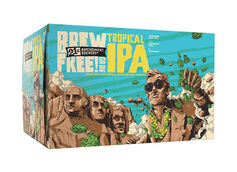 21st Amendment Brewery Nationally Releases Tropical Brew Free! or Die IPA Year-Round