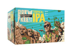 21st Amendment Brewery Unveils Tropical Brew Free! or Die IPA as Summer Seasonal