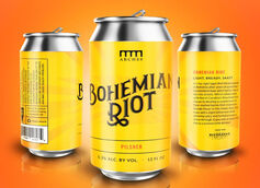 Arches Brewing's Bohemian Riot Returns March 5
