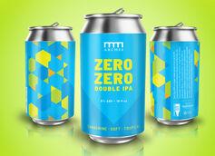 Arches Brewing Releases Zero-Zero Double IPA