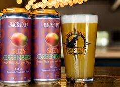 Back East Brewing Co.'s Suzy Greenberg Mango IPA Returns