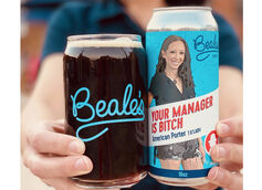 Beale's Brewery Releases 'Your Manager is Bitch' After Quote from Disgruntled Patron