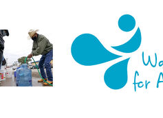 Can'd Aid, Atlas Copco to Provide Clean Drinking Water in Texas
