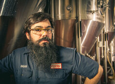 Cape May Brewing Co. Head Brewer Brian Hink Talks Boat Ramp Champ