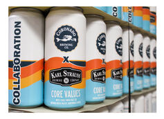 Coronado Brewing Co. Collaborates with Karl Strauss on Core Values IPA