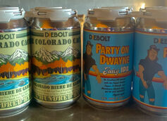 Diebolt Brewing Co. Announces Two New Releases, Including 500th Batch Celebration Beer