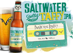 Flying Dog Brewery Announces Creation of Saltwater Taffy IPA