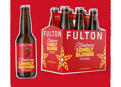 Fulton Beer Debuts Strawberry Blonde Forever