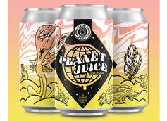 Gnarly Barley Brewing Co. Unveils Planet Juice as Summer Seasonal